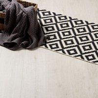 GoodHome Barkly White Oak effect Laminate flooring  2m² Pack