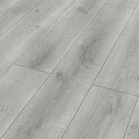 Classen Grey Oak effect Laminate flooring  1.97m² Pack