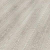 Classen Milano Grey Oak effect Laminate flooring  1.49m² Pack