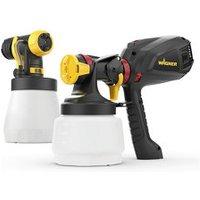 Wagner W 575 630W Corded HVLP paint sprayer 12V at B&Q DIY
