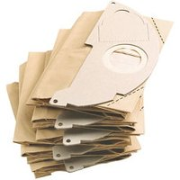 K ¤rcher WD2 Vacuum bag Pack of 5.