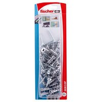 Fischer Self drill Steel Cavity plug (L)35mm Pack of 25.