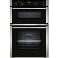 Neff U1ACE5HN0B Black Built-in Electric Double oven