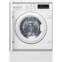 Neff White Built-in Washing machine 8kg