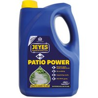 Jeyes 4-in-1 patio power Patio cleaner 4L Bottle.