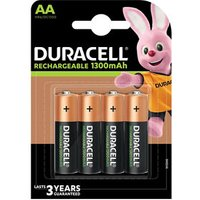 Duracell Rechargeable AA Battery Pack of 4.