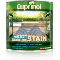 Cuprinol Silver birch Matt Decking Wood stain  2.5L