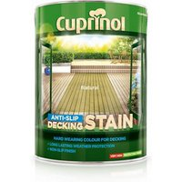 Cuprinol Natural Matt Decking Wood stain  5L