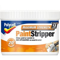 Polycell Paint & varnish remover 0.5L.
