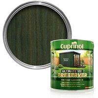 Cuprinol Ultimate Spruce green Matt Preserver 4L