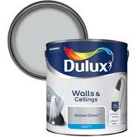 Dulux Goose down Matt Emulsion paint 2.5L