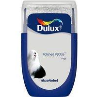 'Dulux Standard Polished Pebble Matt Emulsion Paint 30ml Tester Pot