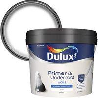 Dulux Walls White Primer & undercoat 10.