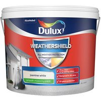 Dulux Weathershield All weather protection Jasmine white Smo