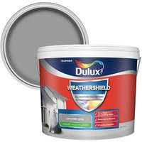 Dulux Weathershield All weather protection Concrete grey Smo
