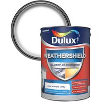 Dulux Weathershield All weather protection Pure brilliant