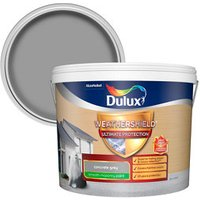 Dulux Weathershield Ultimate protection Concrete grey Smooth