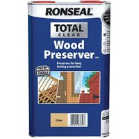 Ronseal Total Clear Matt Preserver 5L