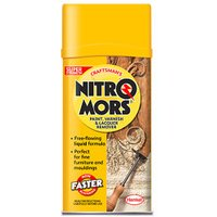 Nitromors Craftsman Paint  varnish and lacquer remover  0.75L