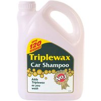 CarPlan Triplewax Car shampoo 2L Bottle.