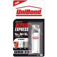 UniBond White Epoxy 2-part adhesive 60g.