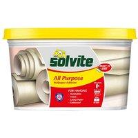 Solvite Wallpaper Adhesive 1kg.