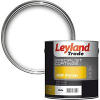 Leyland Trade Specialist White MDF Primer 2.5L.