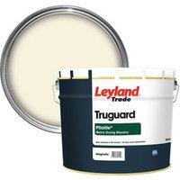Leyland Trade Pliolite Magnolia Smooth Matt Masonry paint  1
