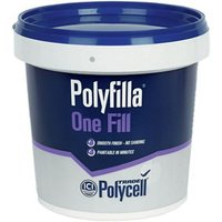 Polycell Ready mixed Powder Filler.