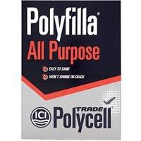 Polycell Polyfilla Powder filler 2kg.