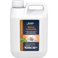 Bostik Yellow Specialist brick cleaner 5L Jerry can.