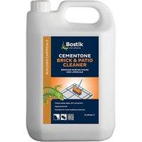 Bostik Cementone Brick & patio cleaner 5L.