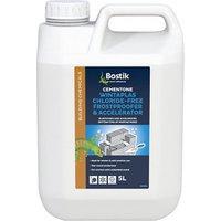 Wintaplas Smart adhesives Orange Frostproofer 5L Plastic jerry can.