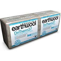 Knauf Earthwool Wool Cavity slab (L)1.2m (W)0.46m (T)100mm Pack of 8.