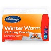 Silentnight 13.5 tog Winter warm Double Duvet