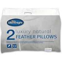 Silentnight Pillow  Pack of 2