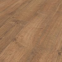 Rostock Oak effect Laminate Flooring  1.48m² Pack