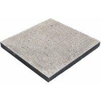 Panache ground Silver grey Paving slab (L)450mm (W)450mm  Pa