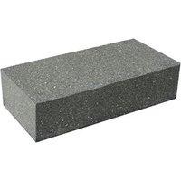 Stonemaster Dark grey washed Paving slab (L)300mm (W)100mm