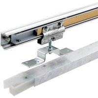 Sliding Wardrobe Door kit (H)914mm.