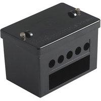 MK Black Junction box