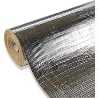 Duralay 3mm Laminate flooring and glueless wood flooring Underlay roll  7.5m²