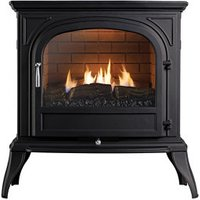 Save on this Focal Point Dalvik Black Gas Stove