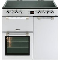 Leisure Cookmaster CK90C230S Freestanding Electric Range cooker with Electric Hob