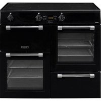 Leisure Cuisinemaster CK100D210K Freestanding Electric Range cooker with Induction Hob