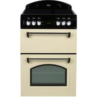 Leisure Cookmaster CLA60CEC Electric Double Cooker with Ceramic Hob