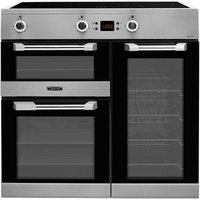 Leisure Cuisinemaster CS90D530X Freestanding Electric Range cooker with Induction Hob