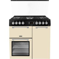 Leisure Chefmaster CC90F531C Freestanding Dual fuel Range cooker with Gas Hob