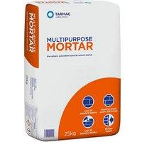 Tarmac Multipurpose Ready mixed Mortar 25kg Bag.