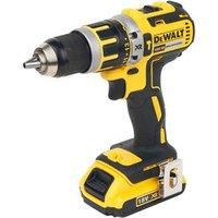 DeWalt XR 18V 2Ah Li-ion Cordless Combi drill DCD795D2-GB.